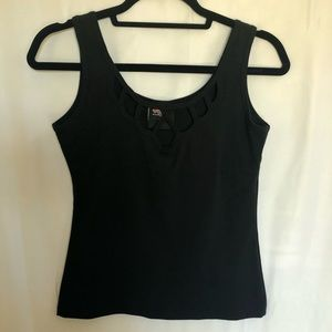 Twin Motorcycle Apparel | Black Tank Top